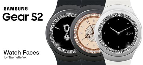 Three Diamond Watch faces to check out for your Samsung