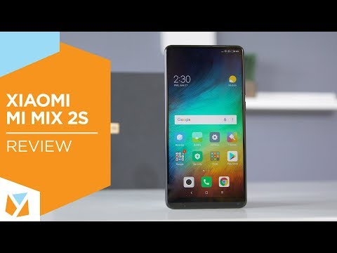 Xiaomi Mi Mix 2s vs Mi Mix 2: Specifications and features