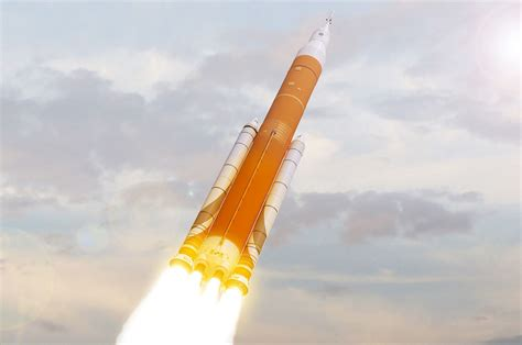 NASA looking at flying astronauts on first Space Launch