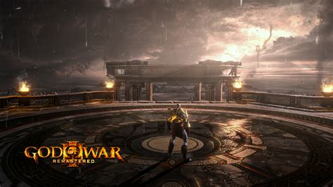 PS4 Getting 1080p God of War 3 Remastered - GameSpot