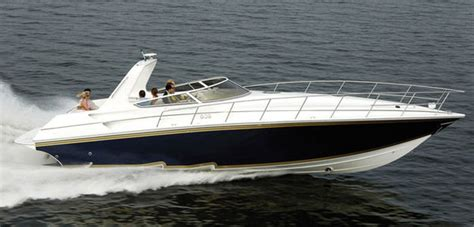2014 Fountain 38 Express Cruiser   boat review @ Top Speed