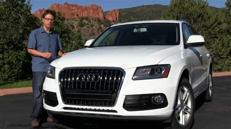 2014 Audi Q5 Review - YouTube