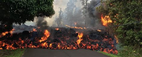 Hawaii's Unstoppable Volcano Eruption Could Go on For