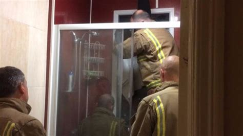 Fire Brigade Called After Girl Throws Poo Out Window On