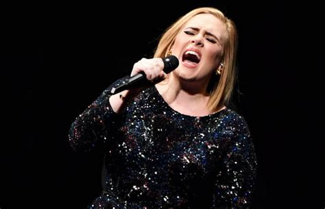Adele's year in numbers - 100 shows, number 1 album and