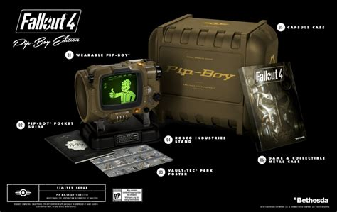 Watch the Fallout 4 Pip-Boy Edition being unboxed - VG247