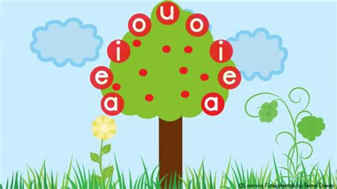 Vowel Tree Song | vowel sounds only - Montessori style