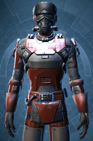 TOR Fashion | Imperial Battle Ace Pilot (SWTOR)