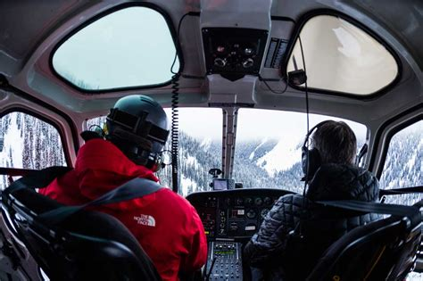 Lighter than Air: Five of BC's best boutique heli-skiing