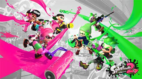 Splatoon 2 - Wallpapers - NinMobileNews