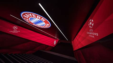 Video: 'Red hell': The new players' tunnel at the Allianz