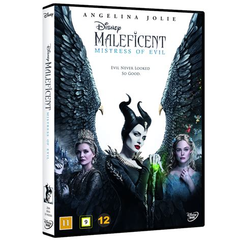 MALEFICENT: MISTRESS OF EVIL (DVD) - Film - Elkjøp