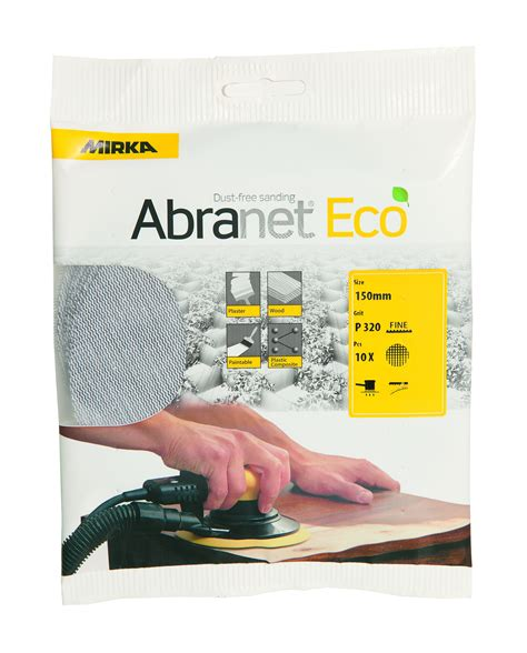 Abranet 150mm - Schleifmaterial