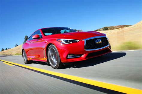 2017 Infiniti Q60 Red Sport 400 First Drive Review %%sep