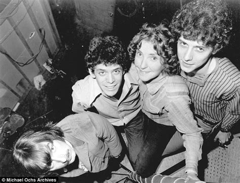 Lou Reed, rock legend, dead at 71 | Daily Mail Online