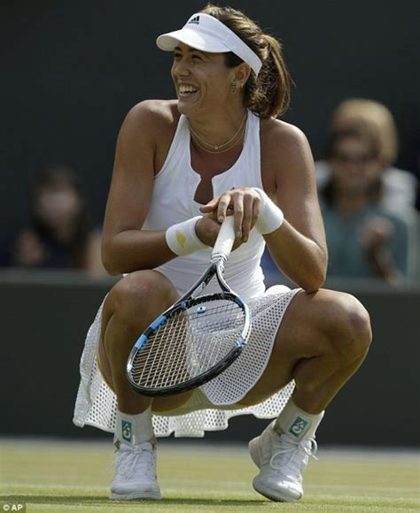 Garbine Muguruza beats Timea Bacsinszky 7-5, 6-3 on No 1