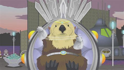Dawning of the Sea Otters - Video Clip | South Park Studios