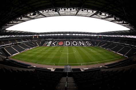 Tottenham stadium news: The only way is MK as London says