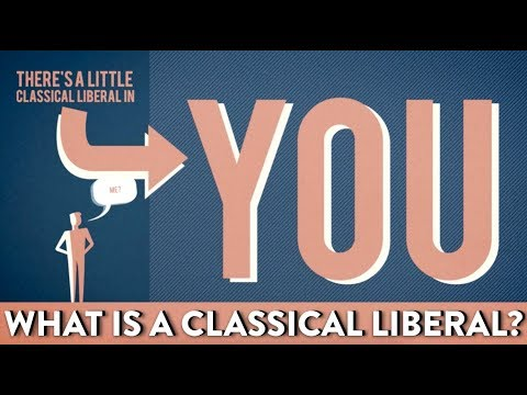 Reaction to classical liberalism 1