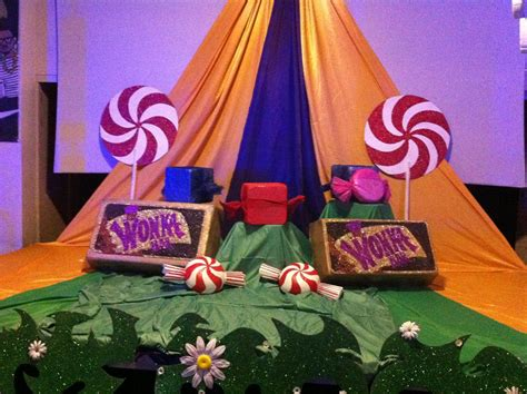 Charlie & the chocolate factory party in 2019 | Luxury