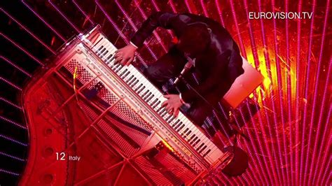 """Eurovision 2011 Italy: Raphael Gualazzi - """"Madness Of Love"""""""
