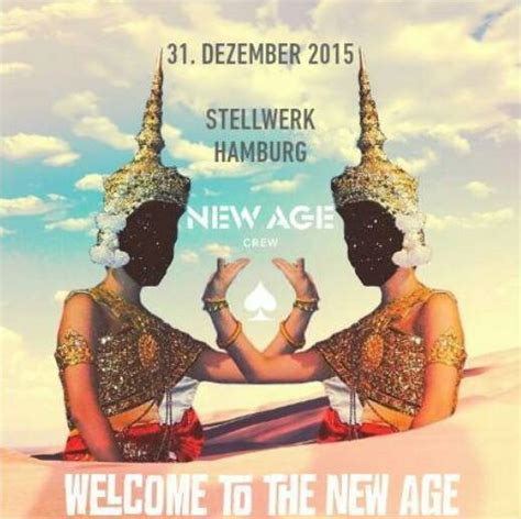 ॐ WELCOME TO THE NEW AGE SILVESTERPARTY ॐ ☆ SI-MOON LIVE