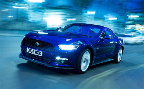 Ford Mustang Is Best-Selling Car In Its Class In The