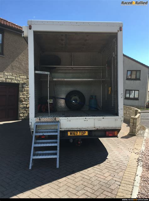 Iveco Race Lorry / Motorhome 4 berth 7