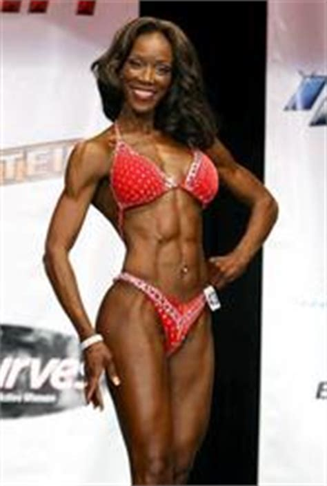 56 Year Old Fitness Pro, Wendy Ida, Wins First Place in