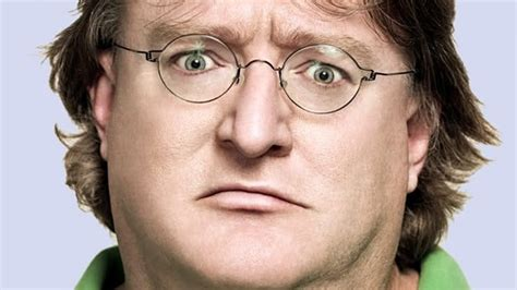 Valve's Gabe Newell Thinks Super Mario 64 Is Just Swell