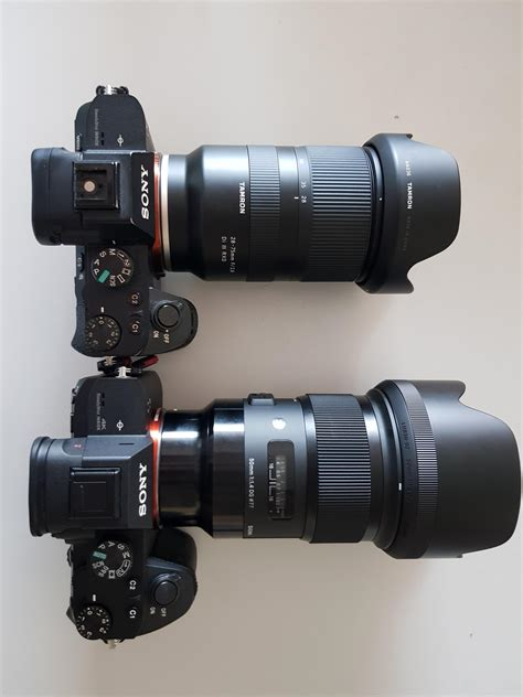 Just an image to show how ridiculously huge this Sigma 50