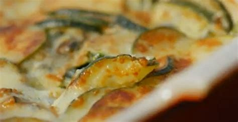 The Bikers stuffed mussels with courgette gratin recipe