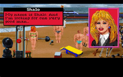 Leisure Suit Larry 6: Shape Up or Slip Out! - My Abandonware