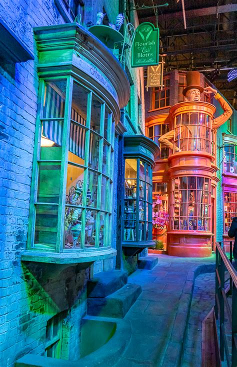 The Harry Potter Studio Tour in London - Everything You