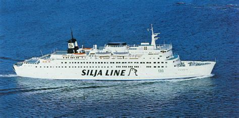 M/s wasa express - the current position of wasa express is