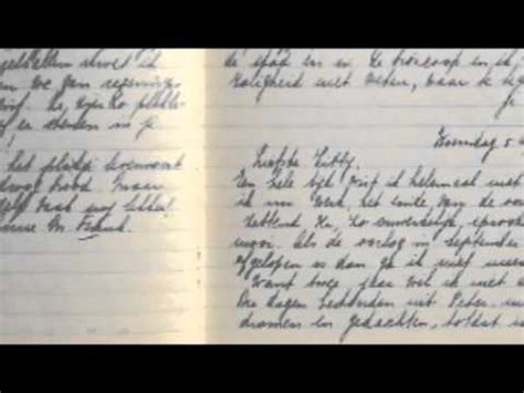 An Excerpt From The Diary of Anne Frank - YouTube