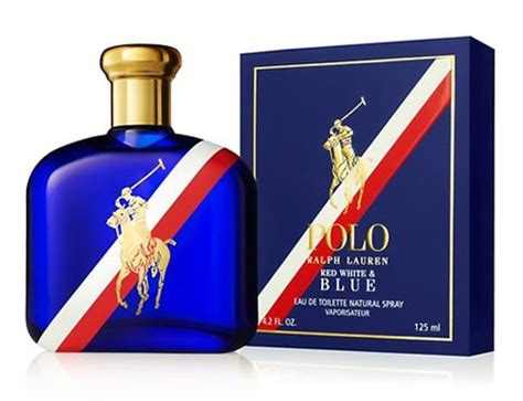 Polo Red White & Blue Ralph Lauren cologne - a fragrance