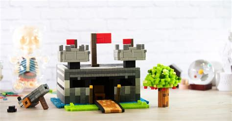 Makers of Fidget Cube Return with Minecraft-Style Building