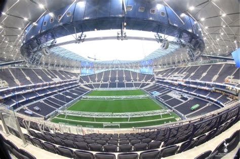 Tottenham Hotspur stadium news: NFL side Oakland Raiders