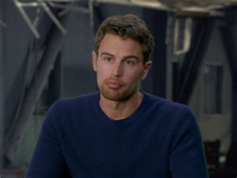 The Divergent Series: Allegiant: Theo James On The Film's