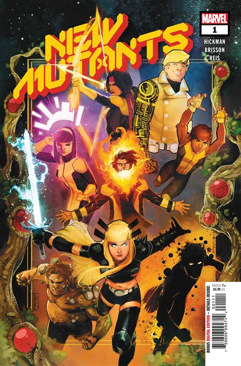 Marvel Preview: New Mutants #1   AIPT