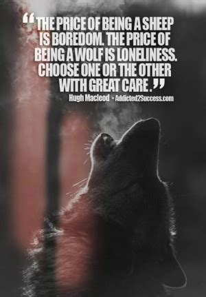 Cool Wolf Quotes