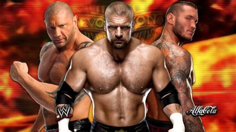 """WWE: Evolution - """"Line In The Sand"""" - Theme Song 2014"""