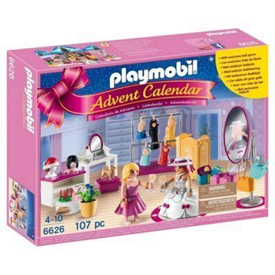 Dress Up Party Advent Calendar by Playmobil 6626 4-10y