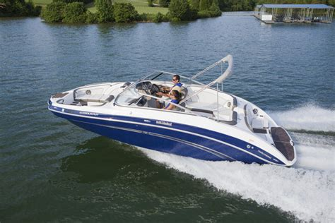 2013 Yamaha 242 Limited   boat review @ Top Speed