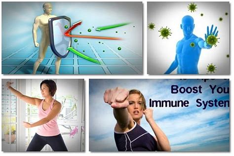 Increasing human immunity naturally