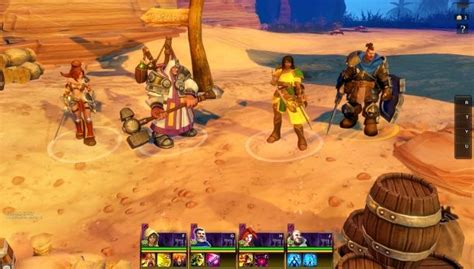 The Settlers: Kingdoms of Anteria is half city builder