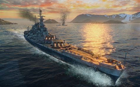 World of Warships hands-on: captaining a warship is easier