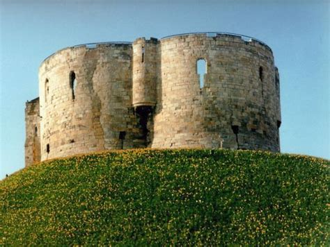 Shell Keep Castles: A Rare Adaptation of Motte and Bailey