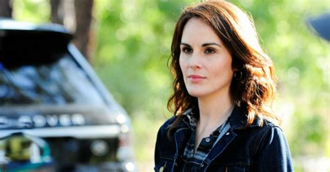 Michelle Dockery Promises More Naughtiness in Good